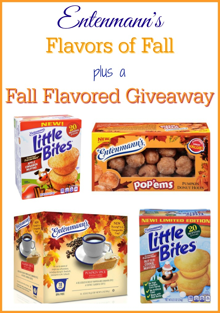 Entenmann's fall-flavored-giveaway