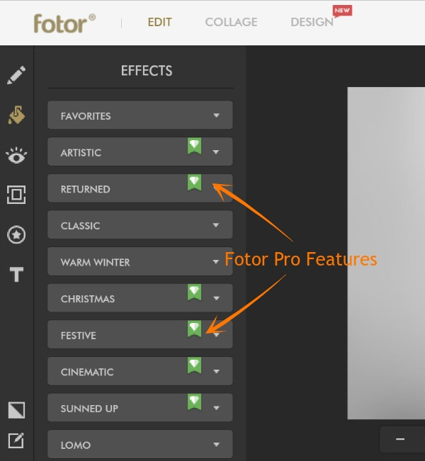 fotor-pro-features