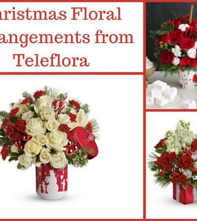 Christmas Floral Arrangements – Teleflora