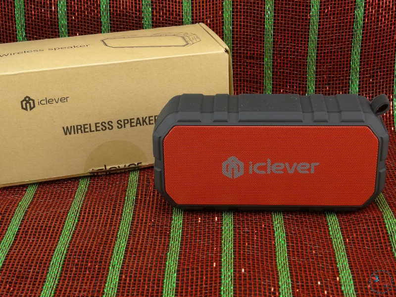 iclever bts06 wireless waterproof speaker