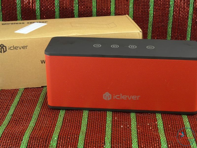 iclever bts-08 woreless speaker
