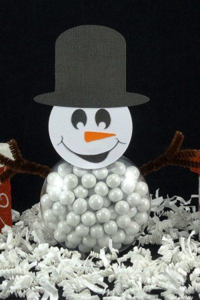 DIY Christmas Snowman Treats – Great Stocking Stuffer!