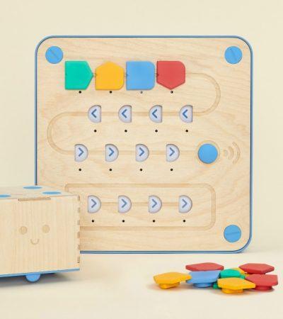 Cubetto – Hands-On Programming for Preschoolers