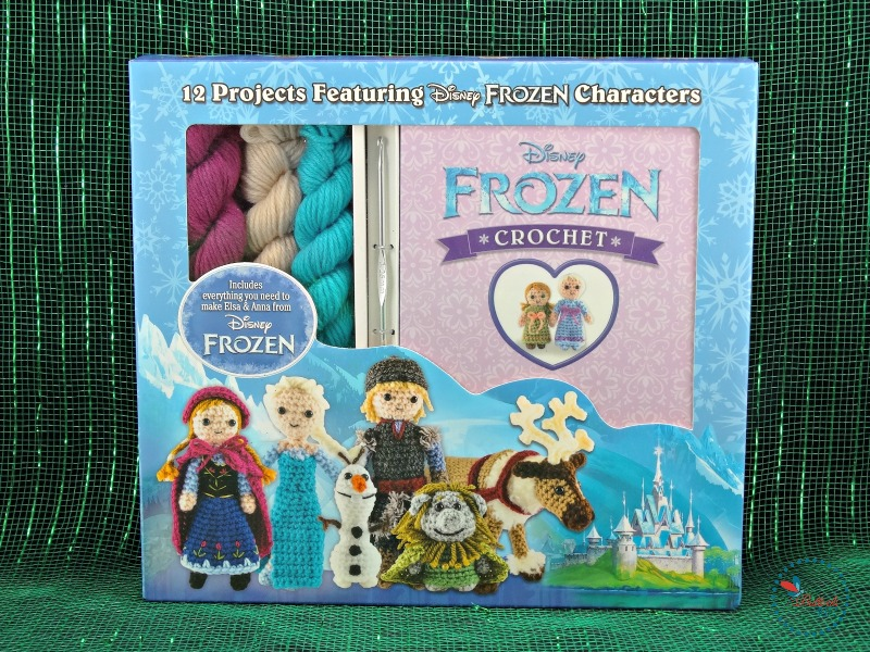 Gifts for the adult Disney-Lover on Your List disney crochet frozen