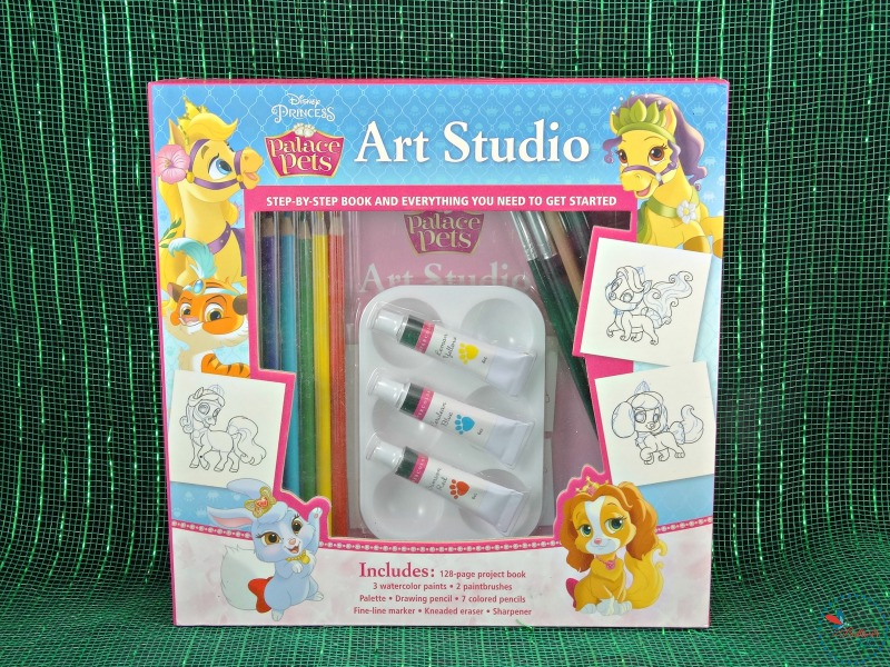 Gifts for the adult Disney-Lover on Your List disney palace pets art studio