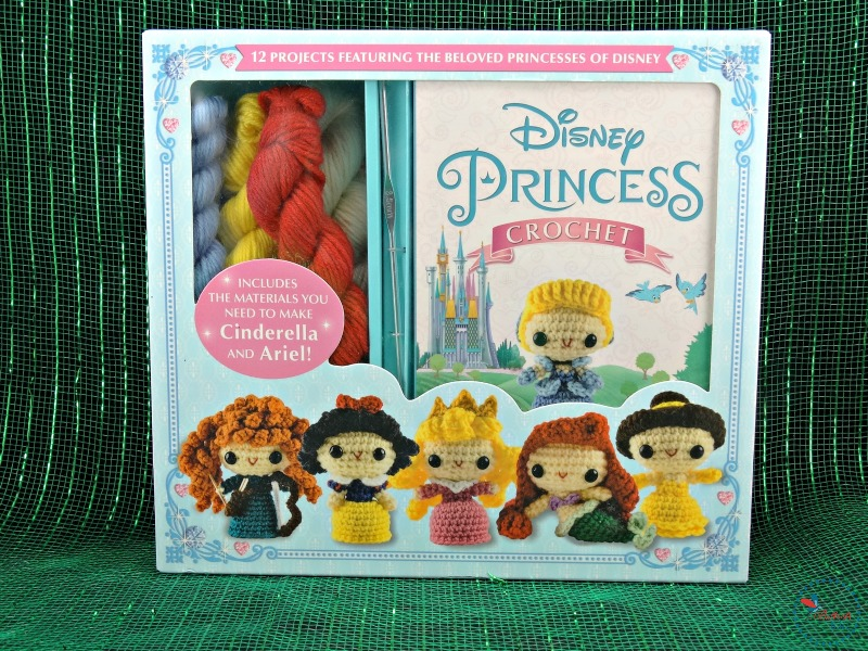 Gifts for the adult Disney-Lover on Your List Disney princesses Crochet