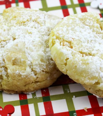 Eggnog Gooey Butter Cookies Recipe – A Delicious Holiday Treat!