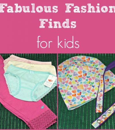 Fabulous Fashion Finds for Kids – Great Gift Idea!