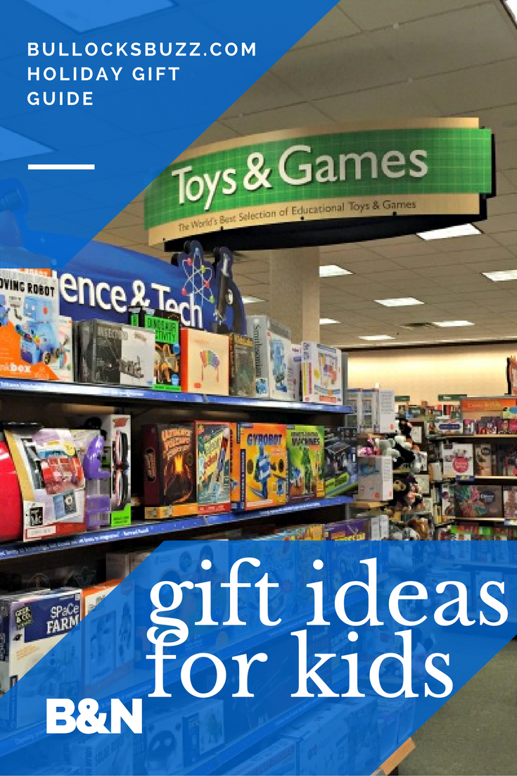 Find all sorts of wonderful gifts for kids at Barnes & Noble!