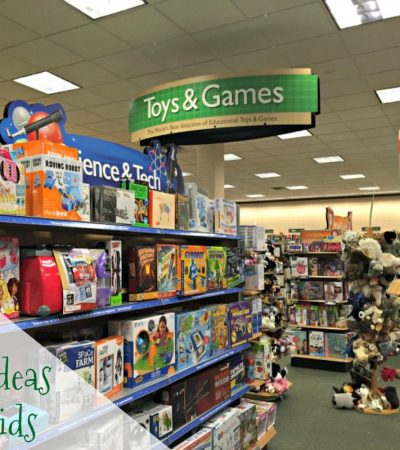Top Gift Ideas for Kids + a $50 Barnes & Noble Gift Card Giveaway! #BNGiftGoals