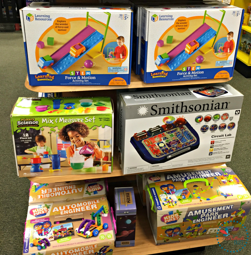 Gift Ideas for Kids stem toys