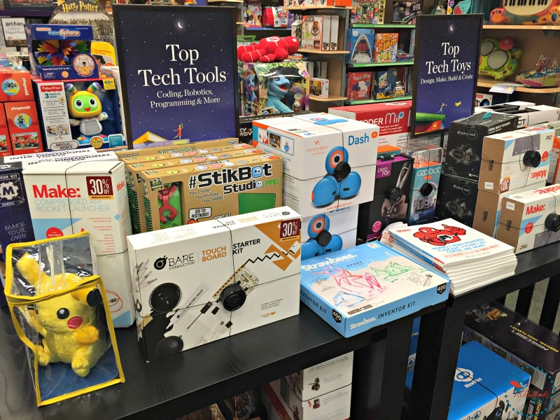 Gift Ideas for Kids tech toys and tech tools