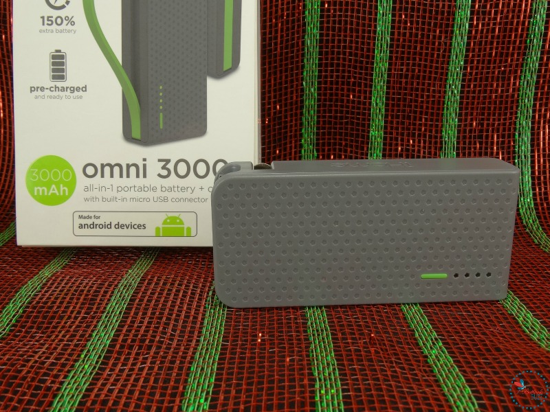 gifts for guys omni 3000 powerbank