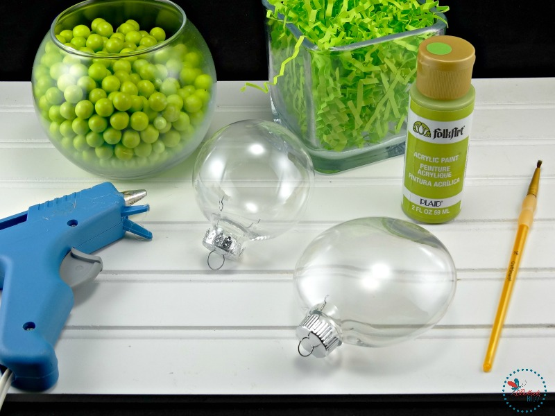 DIY-grinch-christmas-ornaments-supplies-needed