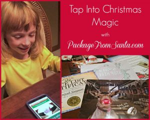 Tap Into Christmas Magic with PackageFromSanta.com
