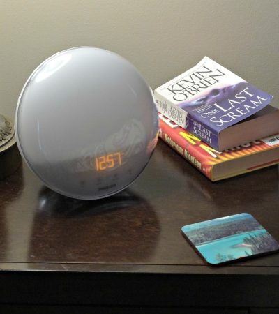 Our Own Personal Sunrise: Philips Wake-up Light Review