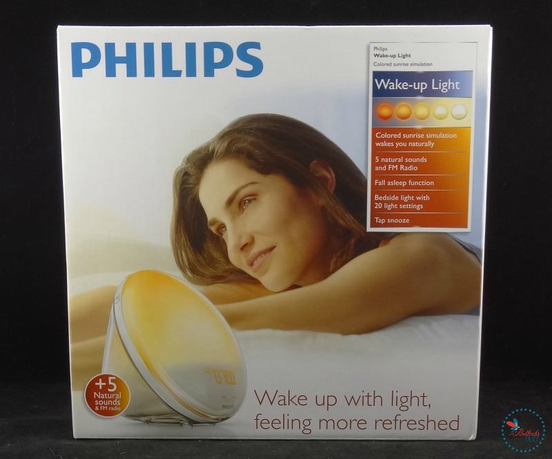 Our Own Personal Sunrise Philips Wake Up Light Review