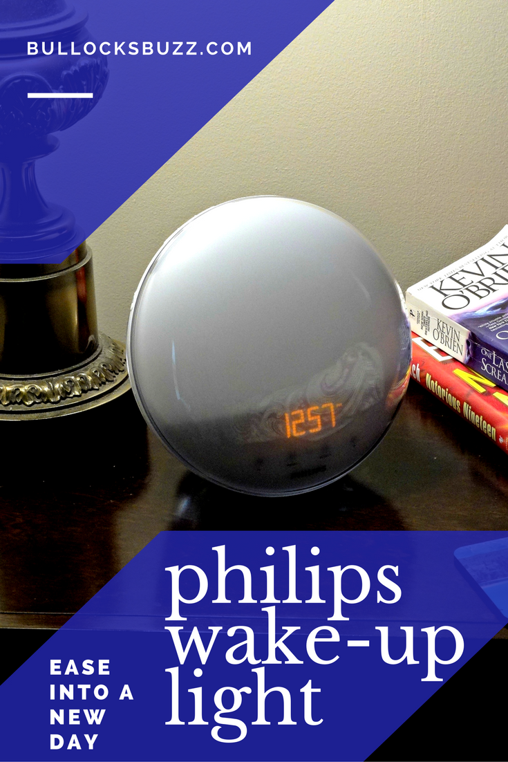 Ease into the morning with a gentle wake-up from the Philips wake-up light.