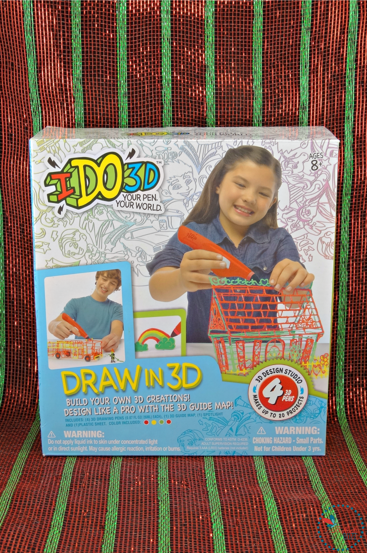 Unexpected unusual gifts for gifts. Unleash their creativity with this fun 3d pen!