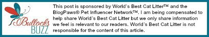 World's Best Cat Litter disclosure