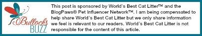 World's Best Cat Litter disclosure