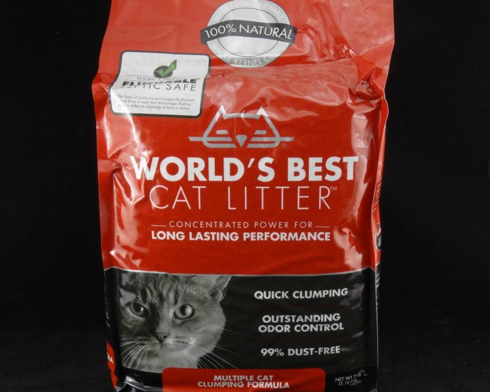 Use Less And Get More From Your Cat Litter World S Best