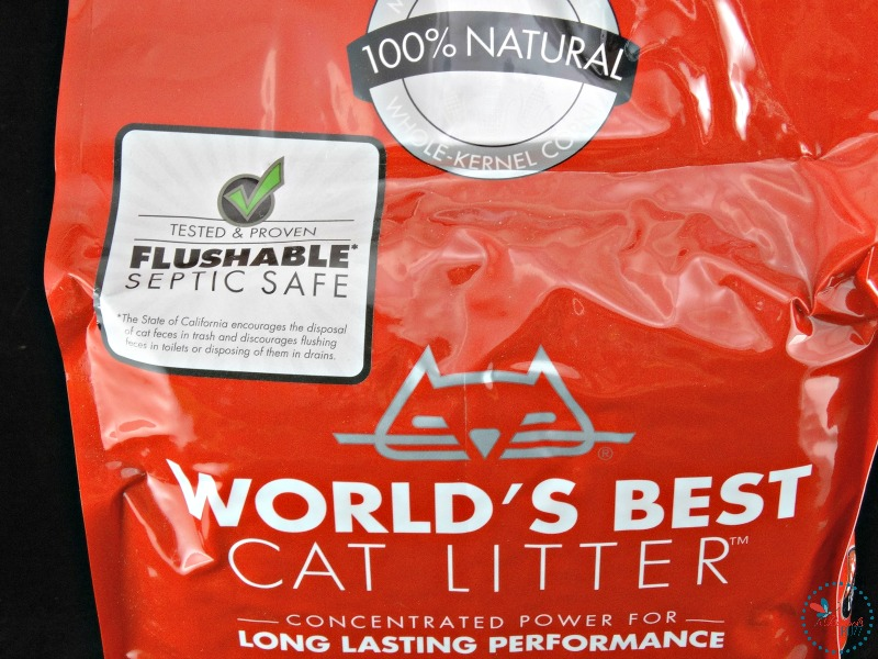 World's Best Cat Litter benefits