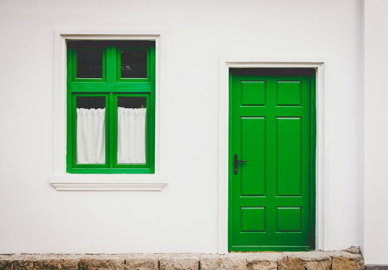 Get Your House in Shape This Winter fix drafty doors