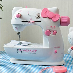 Making Your Own Clothes sewing machine