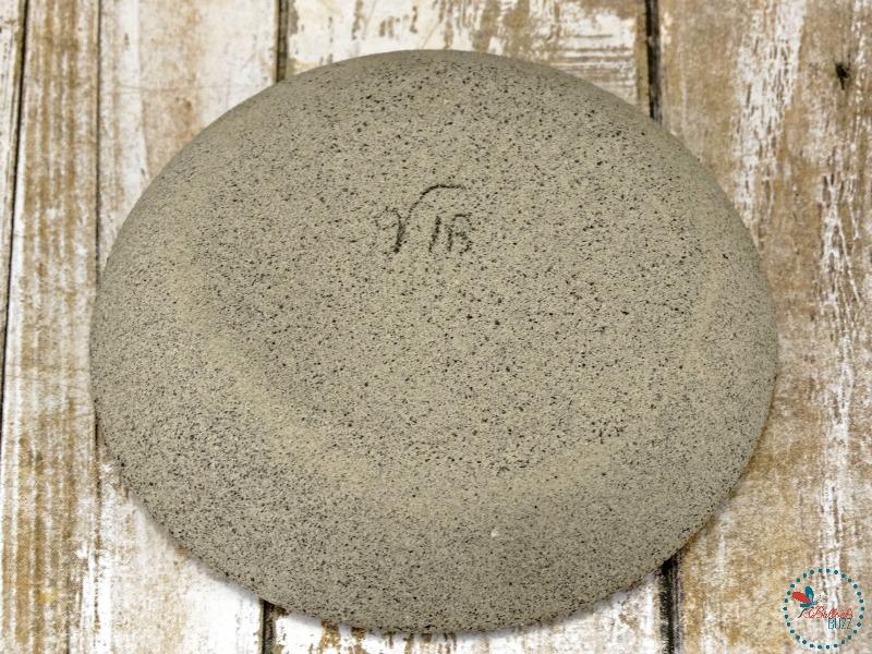 VIBceramics ceramic bowl bottom