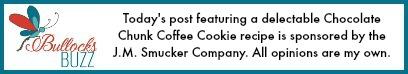 Chocolate Chunk Coffee Cookie disclosure