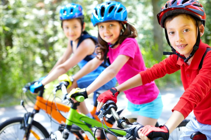 Must Have items for Health Conscious Families bikes