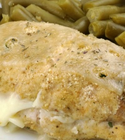 Easy Cheesy Chicken Cordon Bleu – All the Amazing Taste Without All the Fuss