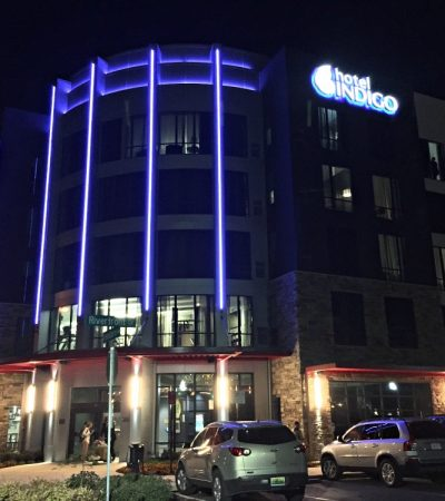 Our Weekend Getaway at Hotel Indigo Tuscaloosa – Perfect for Work or Play
