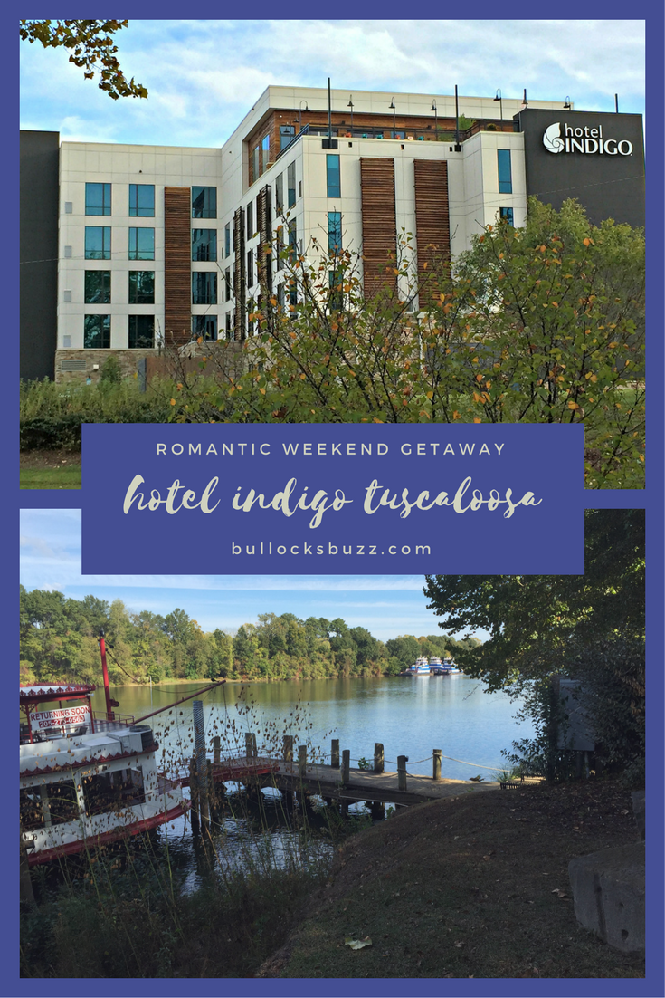 This Valentine's Day renew the romance in your relationship with a weekend getaway at the new Hotel Indigo in Tuscaloosa, Alabama. Great for business, pleasure or the football games!