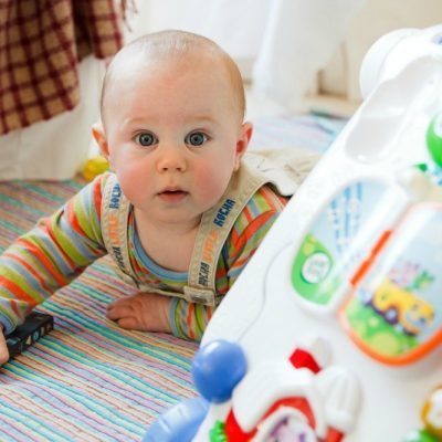 The New Parent's Guide To Childproofing Your Home