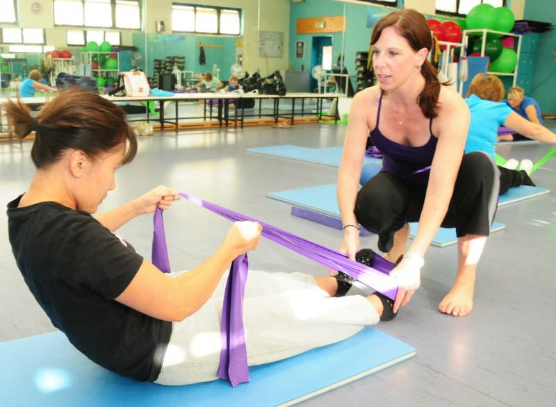 Don't Suffer In Silence: Battling Back, Neck & Shoulder Pain pilates or yago