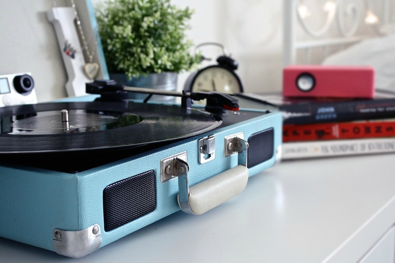 Gifts For Music Lovers record player