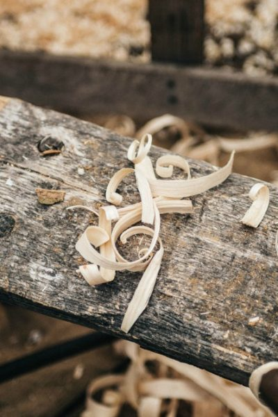 Going Against the Grain – Learning a Craft