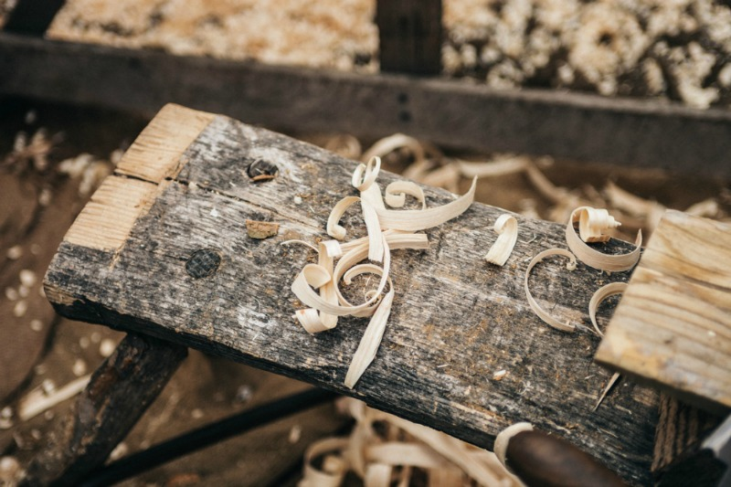 Going Against the Grain - Learning a Craft woodworking