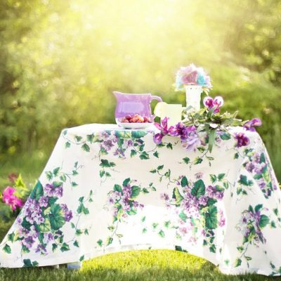 How To Plan a Simple Soirée This Spring or Summer