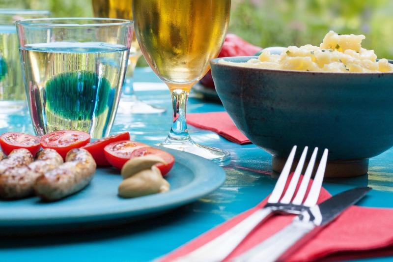 How To Plan a Simple Soirée simple food