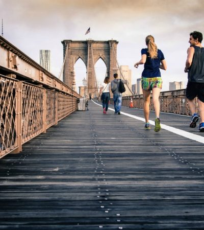 The Incredible Health Benefits of Running