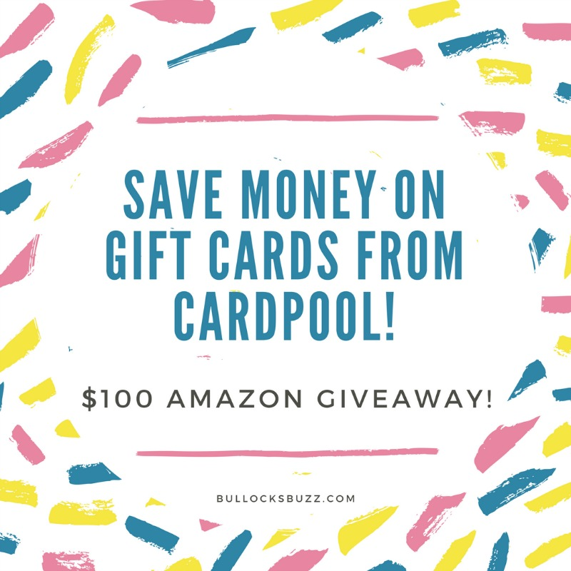 gift cards from Cardpool