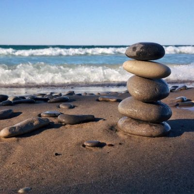 5 Ways to Find Balance in An Ever-Spinning World