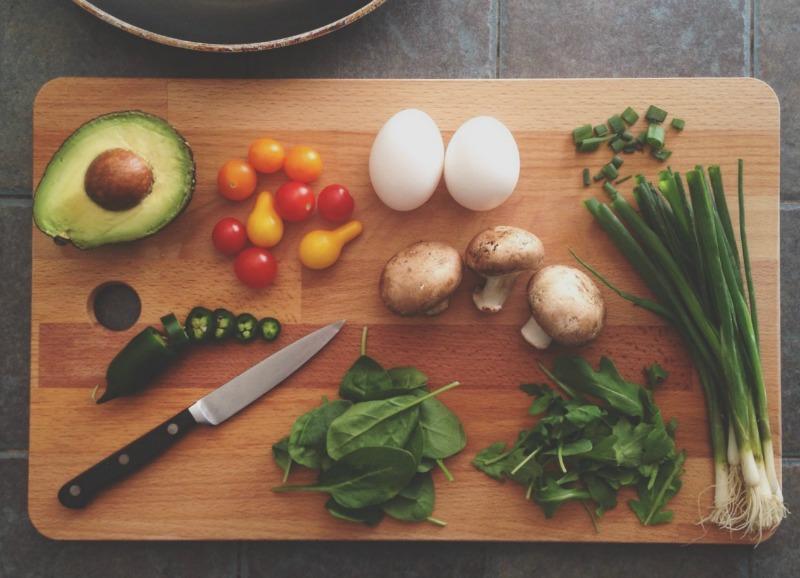 Healthy Habits good eating