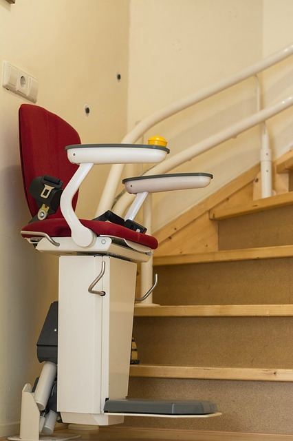 Making Sure Your Home Care is Safe stair lift for stairs