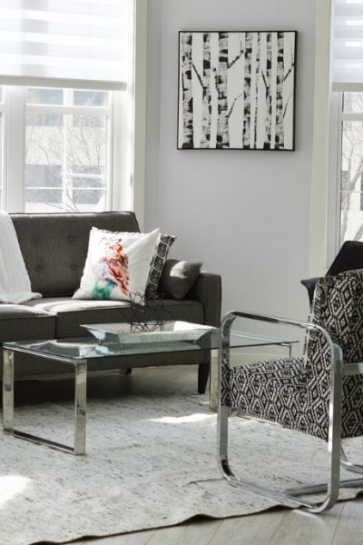 Upgrade Your Living Room: 4 Ways To Give the Room A Lift