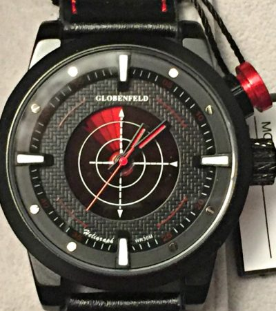 Globenfeld Heligraph Men's Watch – Give Dad's and Grad's the Gift of Time + Giveaway!