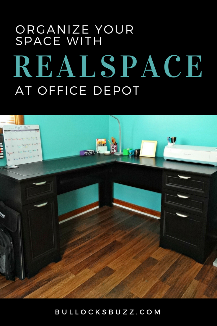 Organize Your Space with Realspace - The Magellan Collection at Office Depot